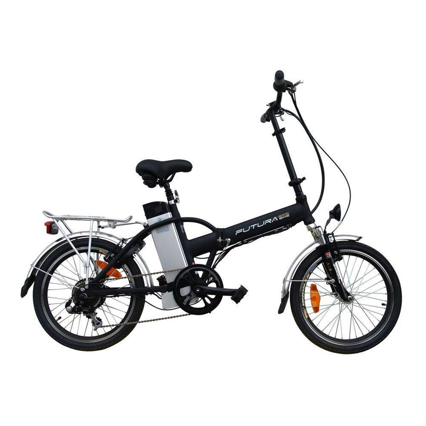 Futura Eco Logic ( Electric Bicycle )