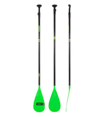 Jobe Carbon Pro 3-Piece Sup Paddle with Travel Bag 486720011